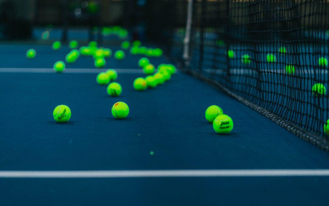 Reprise de l'école de tennis